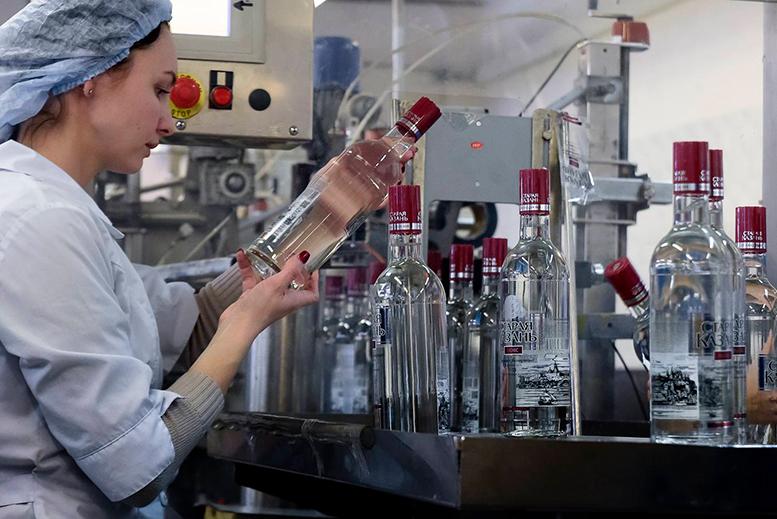 картинки производство алкоголя